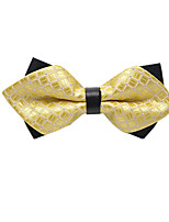 cheap -Men's Party / Work / Basic Bow Tie - Jacquard