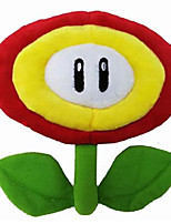 cheap -blue ice flower red sun flowser plush doll toy