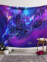 cheap -Wall Tapestry Art Decor Blanket Curtain Hanging Home Bedroom Living Room Decoration Polyester Fiber Modern Fantasy Color Rendering