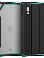 cheap -Case For Apple iPad mini 5 7.9'' / iPad mini 4 7.9'' Shockproof Back Cover Solid Colored Acrylic / PC