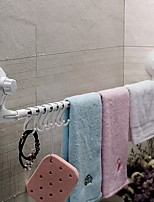 cheap -Bath Creative / Adjustable Fit Modern Contemporary Stainless Steel / ABS+PC 1pc - tools Bathroom Decoration
