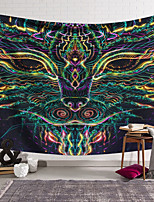 cheap -Wall Tapestry Art Decor Blanket Curtain Hanging Home Bedroom Living Room Decoration Polyester Monster