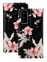 cheap -Case For LG Stylo 5 / LG G8 / LG K51 Shockproof Full Body Cases Marble PU Leather / TPU