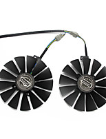 cheap -95mm T129215SM Cooler Fan For ASUS STRIX RX 470 580 570 GTX 1050Ti 1070Ti 1080Ti Gaming Video Card