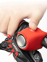 cheap -Bike Bell for Road Bike Mountain Bike MTB Folding Bike Recreational Cycling Fixed Gear Bike Cycling Bicycle Rubber Aluminium Alloy Black Red Blue