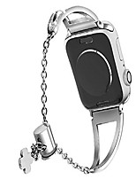 cheap -diamond stainless steel compatible with app le watch series 1 2 3 4