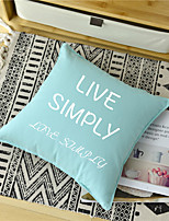 cheap -Cotton Canvas Brand Gold Home Office Pillow Case Cover Living Room Bedroom Sofa Cushion Cover Modern Sample Room Cushion Cover
