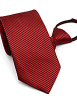 cheap -Men's Party / Work / Basic Necktie - Striped
