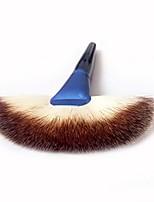 cheap -makeup brush set,  32 pcs professional cosmetic foundation eye eyeshadow blending eyeliner powder liquid cream brushes kit with pu leather case
