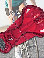 cheap -Bike Seat Saddle Cover / Cushion Breathable Soft Comfortable Professional Silica Gel Sponge Cycling Road Bike Mountain Bike MTB Recreational Cycling Red