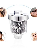 cheap -Purifier Output Universal Shower Filter Mineral Filter Household Kitchen Faucets Purification Home Bathroom Accessories-2 Pcs