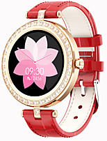 cheap -S28 Women Smartwatch for Android/IOS/Samsung Phones, Long Battery-life Sports Tracker Support Heart Rate/Bluetooth Play Music