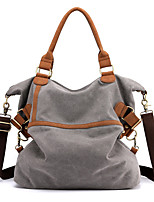 cheap -men large capacity canvas handbag shoulder bag