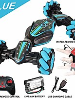 cheap -Stunt Rc Cars Fast for Kids Boys Adults Off Road, Drift Rc Vehicle Toy, Gesture Sensing (Sky Blue)
