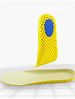 cheap -1 Pair Pain Relief / Sport / Deodorant Insole & Inserts PEVA Sole All Seasons Unisex Yellow