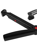 cheap -USB Charging Back Shaver Stripper Men's Back Epilator Double-head Electric Shaver