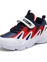 cheap -Boys' Trainers Athletic Shoes Comfort PU Little Kids(4-7ys) Big Kids(7years +) Daily Walking Shoes White Black Red Spring Fall
