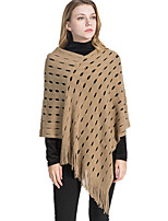 cheap -Sleeveless Shawls / Sweet Orlon Wedding / Party / Evening Shawl & Wrap / Women's Wrap With Tassel