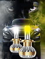 cheap -OTOLAMPARA Car LED Headlamps H13 / 9007(HB5) / H7 Light Bulbs 10000 lm High Performance LED 110 W 2 For Volvo / Volkswagen / Toyota Rogue / Silverado / CR-V 2018 / 2008 / 2009 2pcs