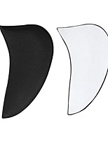 cheap -1 Pair Wearable / Pain Relief Insole & Inserts Cloth Sole All Seasons Women's White / Black
