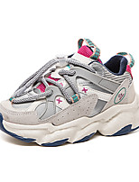 cheap -Boys' Girls' Trainers Athletic Shoes Comfort PU Little Kids(4-7ys) Big Kids(7years +) Daily Walking Shoes Gray Spring Fall