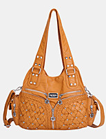cheap -women multi-pocket waterproof woven hardware crossbody bag shoulder bag handbag tote