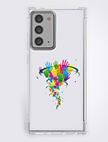 cheap -cartoon handprint fashion case for Samsung Galaxy S21 20 plus s20 ultra Note 20 10 S20 FE design protective case shockproof back cover tpu