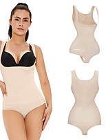 cheap -Topmelon Postpartum Body Contouring T-shaped Buttocks Thickened Ribbed Waist Shaping Bodysuit Body Shapewear D1629
