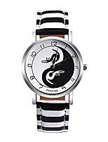 cheap -women quartz watches paphitak cat pattern female watches lady watches watches-h93 (black)
