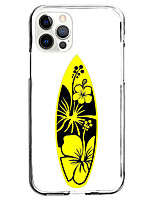 cheap -Floral Fashion Case For Apple iPhone 12 iPhone 11 iPhone 12 Pro Max Unique Design Protective Case Shockproof Back Cover TPU