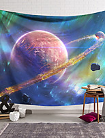 cheap -Wall Tapestry Art Decor Blanket Curtain Hanging Home Bedroom Living Room Decoration Polyester Star Ring