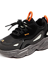 cheap -Boys' Girls' Trainers Athletic Shoes Comfort Mesh Little Kids(4-7ys) Big Kids(7years +) Daily Walking Shoes White Black Pink Spring Fall