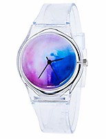 cheap -Waist Watch Timezone #301 New Kids Watches Transparent Lovely Watch Children Students Watch Girls Watch Watches Hot reloj mujer watches