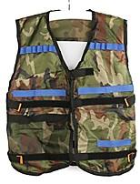 cheap -Tactical Vest, Target Game Outdoor Adjustable Tactical Vest Jacket Kit