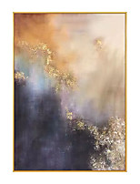 cheap -100% Hand-Painted Contemporary Art Oil Painting On Canvas Modern Paintings Home Interior Decor Abstract Sunset Art Painting Large Canvas Art(Rolled Canvas without Frame)
