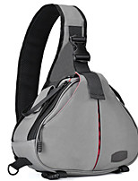 cheap -digital camera bag diagonal shoulder bag with rain cover slr camera bag