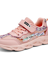 cheap -Girls' Trainers Athletic Shoes Comfort Mesh Little Kids(4-7ys) Big Kids(7years +) Daily Walking Shoes Dusty Rose Pink Spring Fall