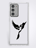 cheap -wing fashion case for Samsung Galaxy S21 20 plus s20 ultra Note 20 10 S20 FE design protective case shockproof back cover tpu