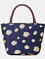 cheap -women flower large capacity handbag shoulder bag
