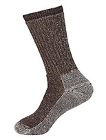 cheap -Men's Merino Wool Ski Socks 2 Pairs Knee-High Outdoor Winter Snowboard Warm Performance Not Sultry Socks