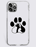 cheap -cartoon handprint fashion case for apple iphone 12 iphone 11 iphone 12 pro max unique design protective case shockproof back cover tpu celebrity hot style