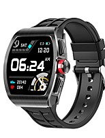 cheap -TK18 Unisex Smartwatch Bluetooth Heart Rate Monitor Blood Pressure Measurement Calories Burned Health Care Camera Control Stopwatch Pedometer Call Reminder Activity Tracker Sleep Tracker