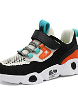 cheap -Boys' Girls' Trainers Athletic Shoes Comfort Mesh Little Kids(4-7ys) Big Kids(7years +) Daily Walking Shoes Black Orange Spring Fall