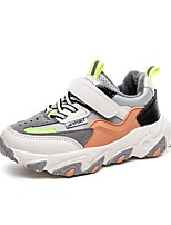 cheap -Boys' Girls' Trainers Athletic Shoes Comfort PU Little Kids(4-7ys) Big Kids(7years +) Daily Walking Shoes Pink Green Gray Spring Fall
