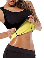 cheap -Women Slimming Shaper Vest Neoprene Tank Top Weight Loss Shapewear No Zipper