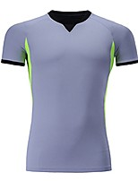 cheap -fashion breathable sports t shirt mens gym clothing sportswear men's quick dry basketball t-shirts
