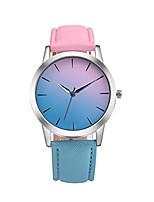 cheap -women's wristwatch, ladies girls watches retro rainbow design analog alloy quartz soft wrist watch clock ladies dress gift watches