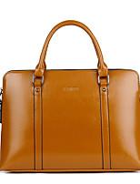 cheap -Women's Bags PU Leather Crossbody Bag Zipper Plain 2021 Daily Office & Career Black Brown