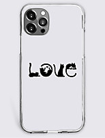 cheap -love fashion instagram style case for apple iphone 12 iphone 11 iphone 12 pro max unique design protective case shockproof back cover tpu