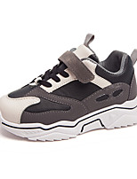cheap -Boys' Girls' Trainers Athletic Shoes Comfort PU Little Kids(4-7ys) Big Kids(7years +) Daily Walking Shoes Black Pink Spring Fall